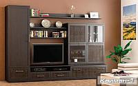 Мебель-Сервис  гостиная Кайман 1 2130х3000х550мм
