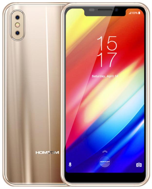 Homtom H10 4/64 Gb gold
