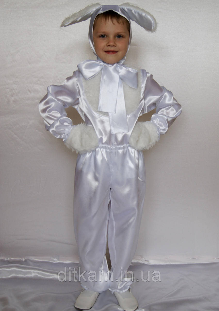 Карнавальный костюм Зайчик №2