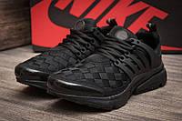 Кроссовки женские Nike Air Presto, черные (11073),  [  38 39  ]
