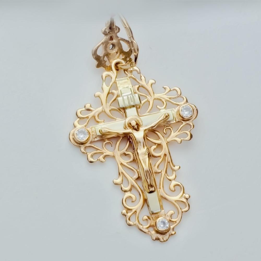 Золотой крестик. ПП419