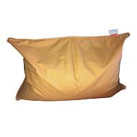 Подушка для сна 50х70 с гречневой лузгой (шелухой), цвет уточняйте, фото 1