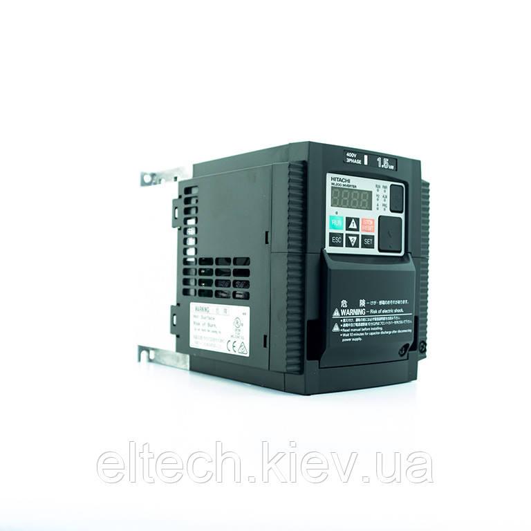 WL200-015HFE, 1.5кВт, 400В. Инвертор Hitachi