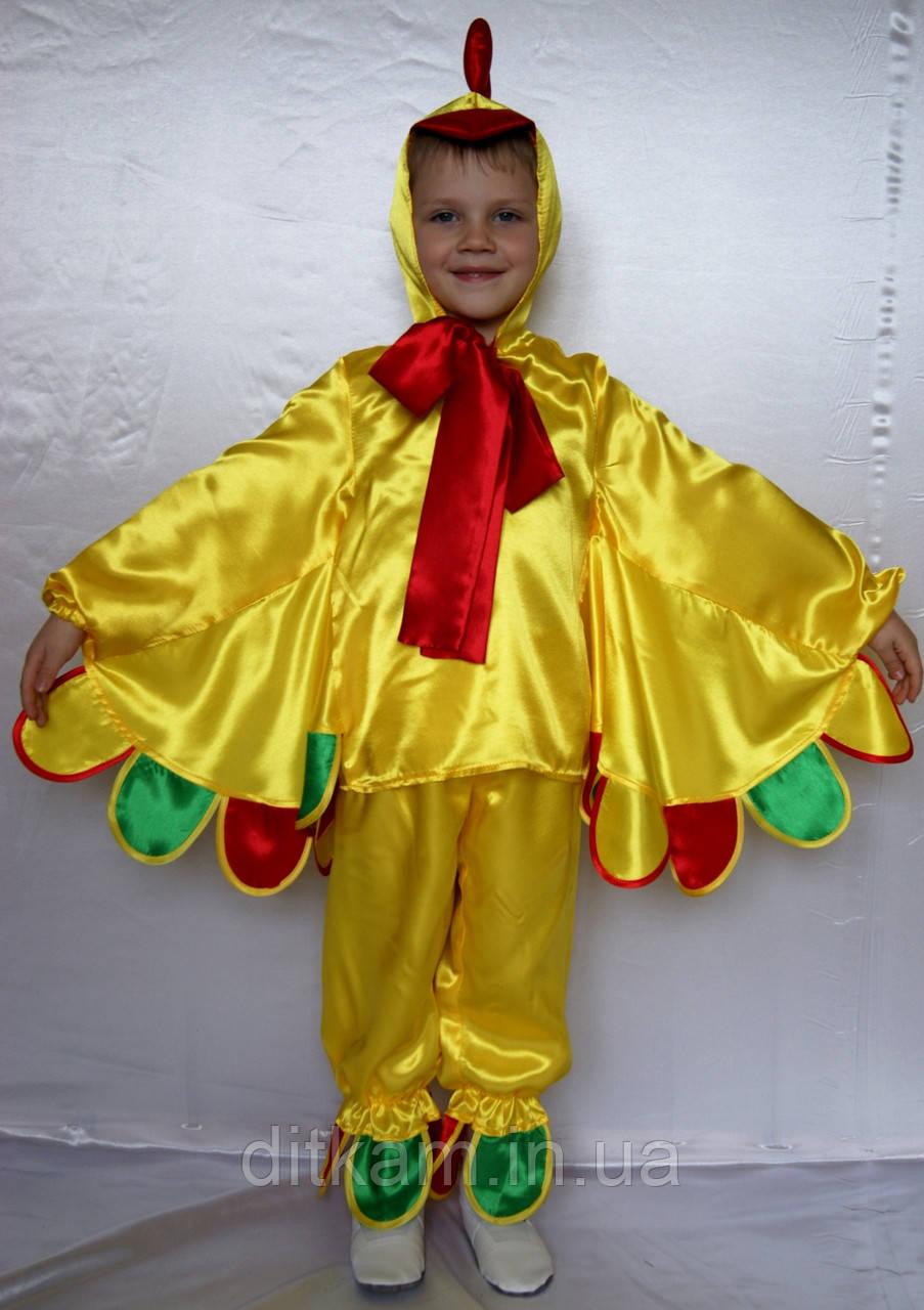 Карнавальный костюм Петушок №3