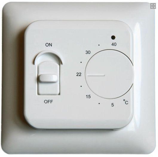 Механический терморегулятор PROFITHERM-MEX для теплых полов