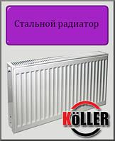 Стальной радиатор Koller 22 тип 300х600
