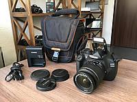 Дзеркальний фотоапарат Canon EOS 1200D 18-55 DC III