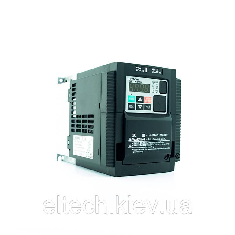 Частотник Hitachi WL200-022HFE, 2.2кВт, 400В