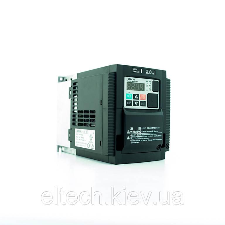 Преобразователь частоты Hitachi WL200-030HFE, 3кВт, 400В