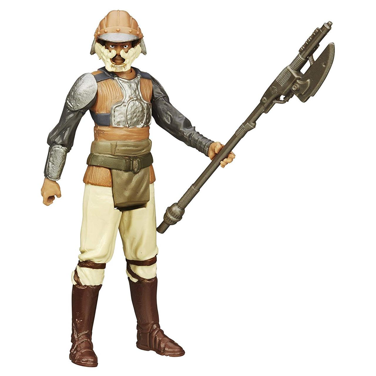Звездные войны Фигурка Лэндо Калриссиан 9,5 см Star Wars. Оригинал Hasbro B0685/A3857