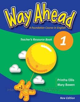 Way Ahead 1 Teacher's Resource Book ISBN: 9781405064149