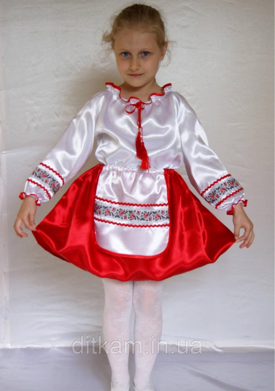 Карнавальный костюм Украинка №1