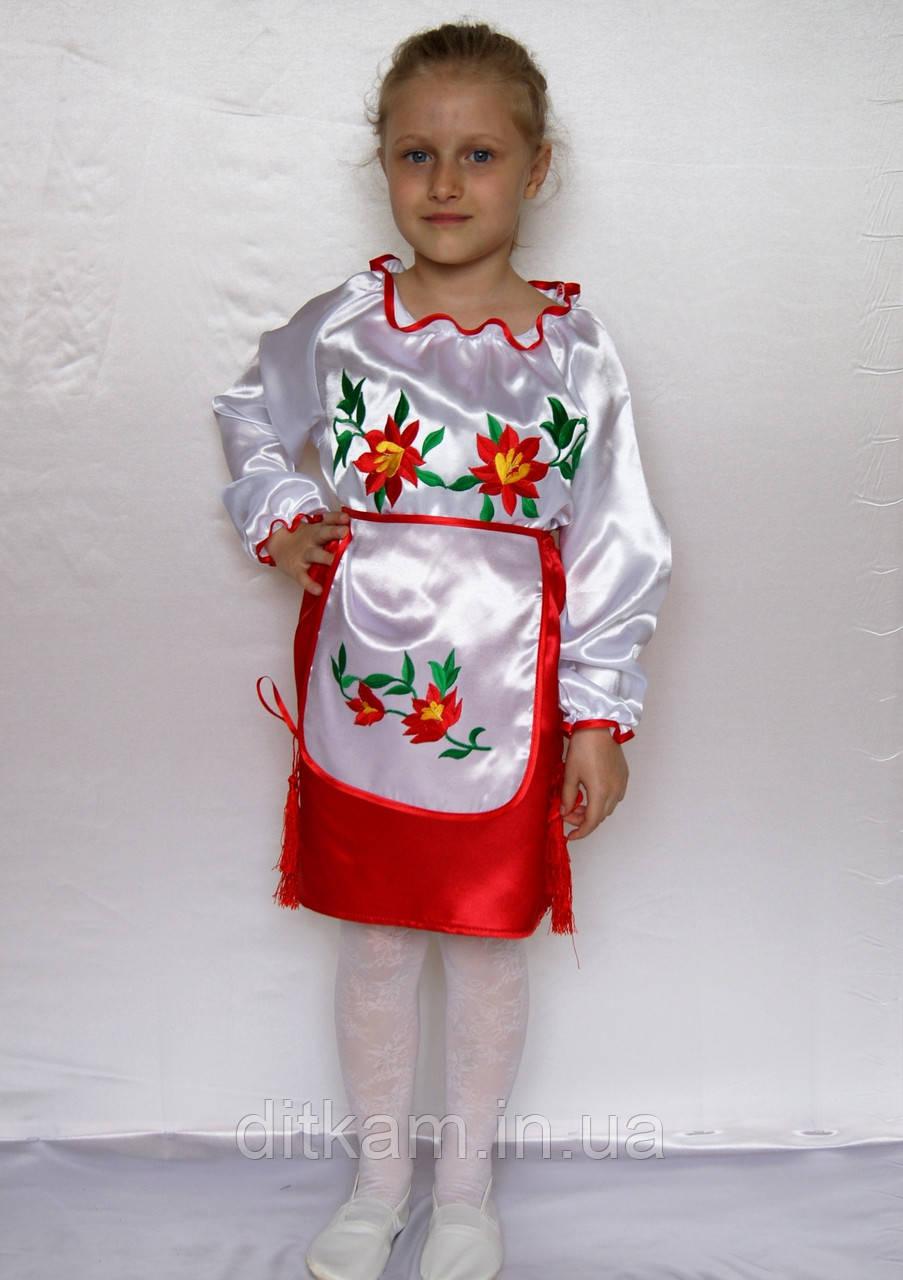 Карнавальный костюм Украинка №3