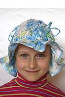 Панама детская (голубой)