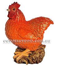Садовая фигура Курица малая, фото 2