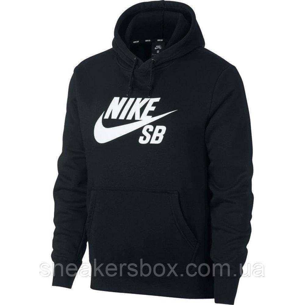 c261513f Толстовка Nike SB Icon Hoodie Essential (AJ9733-010) — в Категории ...