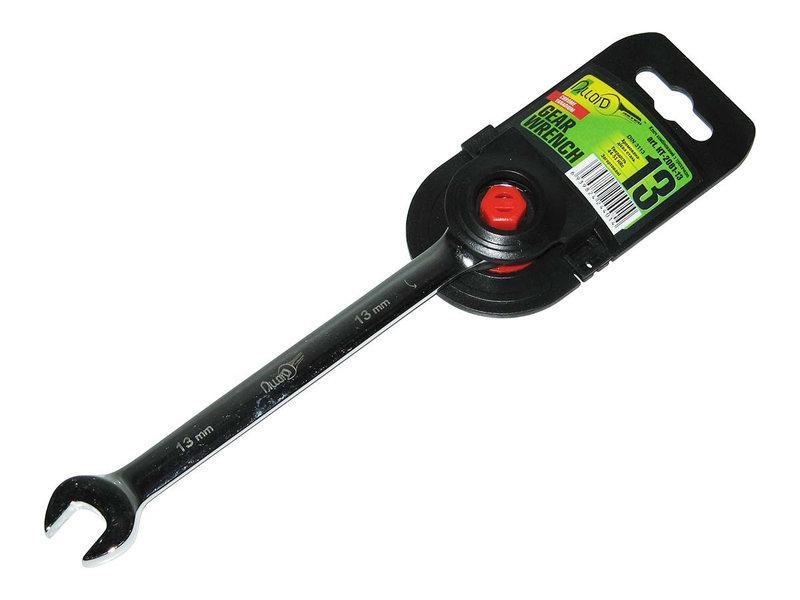 Ключ рожково-трещоточный  8 мм. КТ-2081-8 Alloid