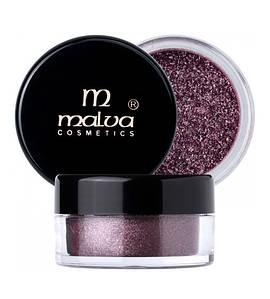 Пигмент рассыпчатый Dramatic chrome Malva M491 Цвет №1(Тени_Malva-M491-1)