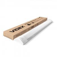 LED светильник линейный VIDEX 18W 0,6М 5000K 220V