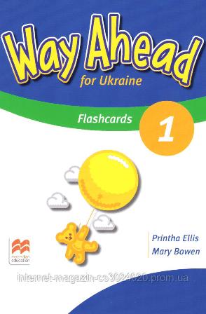 Way Ahead for Ukraine 1 Flashcards ISBN: 9781380013293
