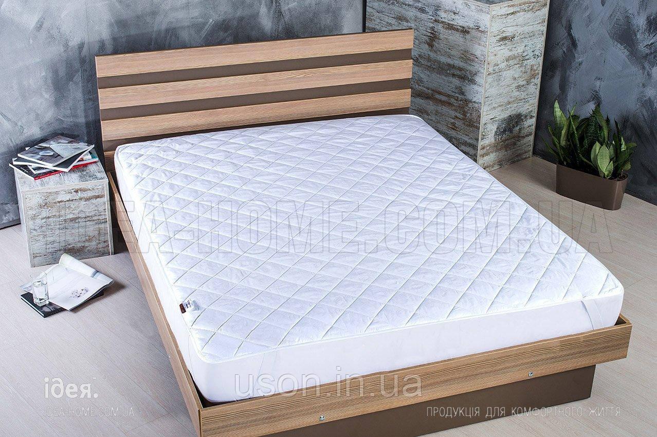 Наматрасник Comfort ТМ Идея стеганный на резинках 80*190