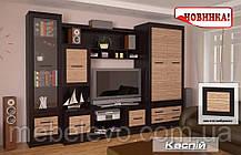 Гостиная  Каспий 2100х3000х530мм    Мебель-Сервис, фото 3