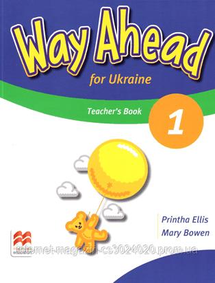 Way Ahead for Ukraine 1 Teacher's Book Pack ISBN: 9781380013262, фото 2