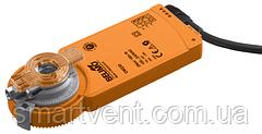 Электропривод без возвратной пружины LM24A-S-TP