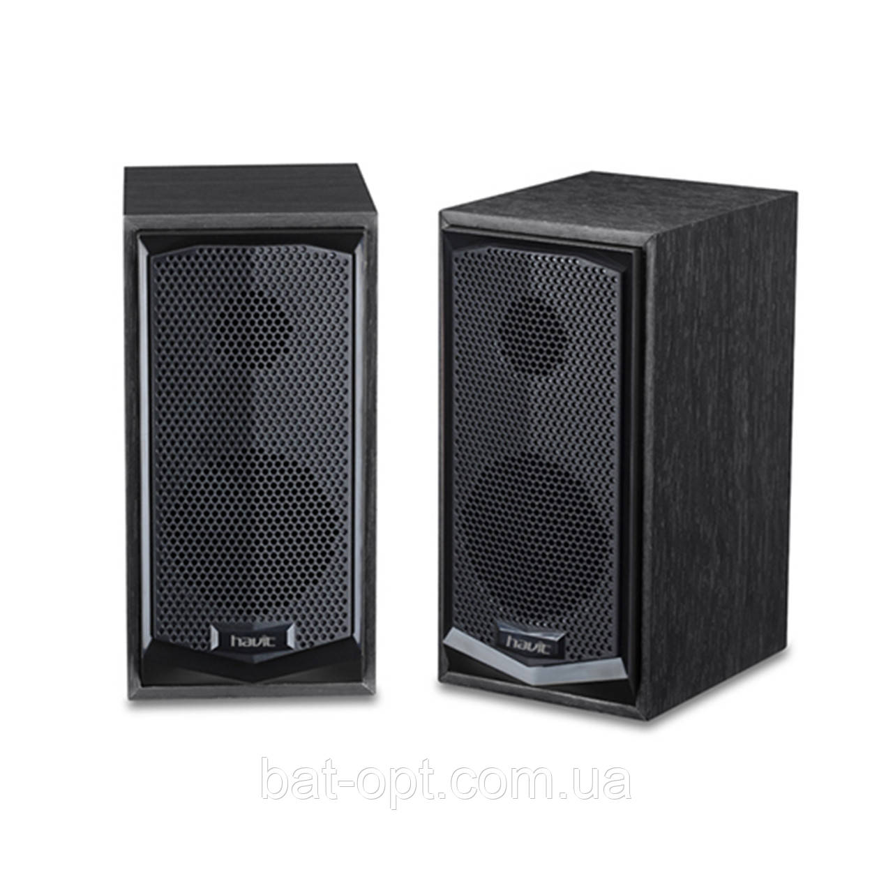 Колонки акустические Havit HV-SK518 USB black 15см
