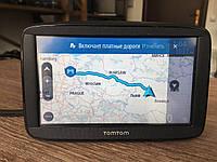 Автомобільний GPS навігатор TomTom VIA 52 + карта Європи (ліцензія), фото 1