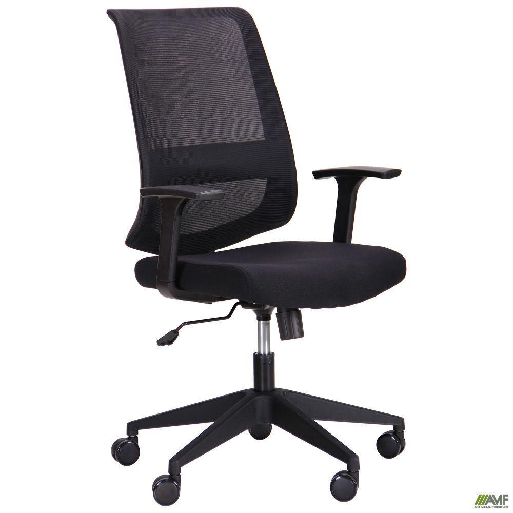 Кресло Carbon LB черный TM AMF