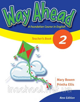 Way Ahead 2 Teacher's Book ISBN: 9781405058650