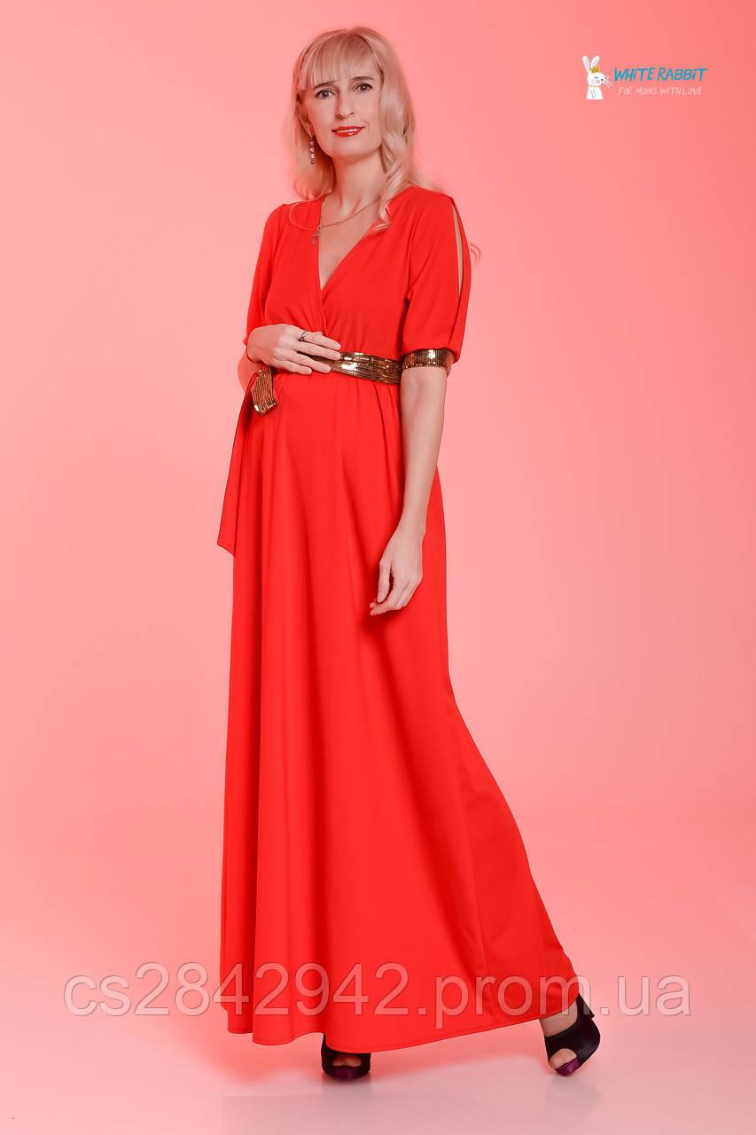 004c56da898e64 Нарядна сукня для вагітних та годуючих мам (Платье для беременных и  кормящих мам)
