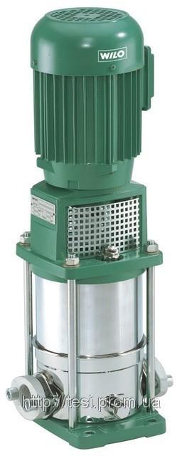 Центробежный, насос, высокого давления, WILO, Германия, MVI 207, 1,1 кВт, 5 м3/ч, напор 230 м.