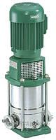Центробежный, насос, высокого давления, WILO, Германия, MVI 207, 1,1 кВт, 5 м3/ч, напор 230 м., фото 1