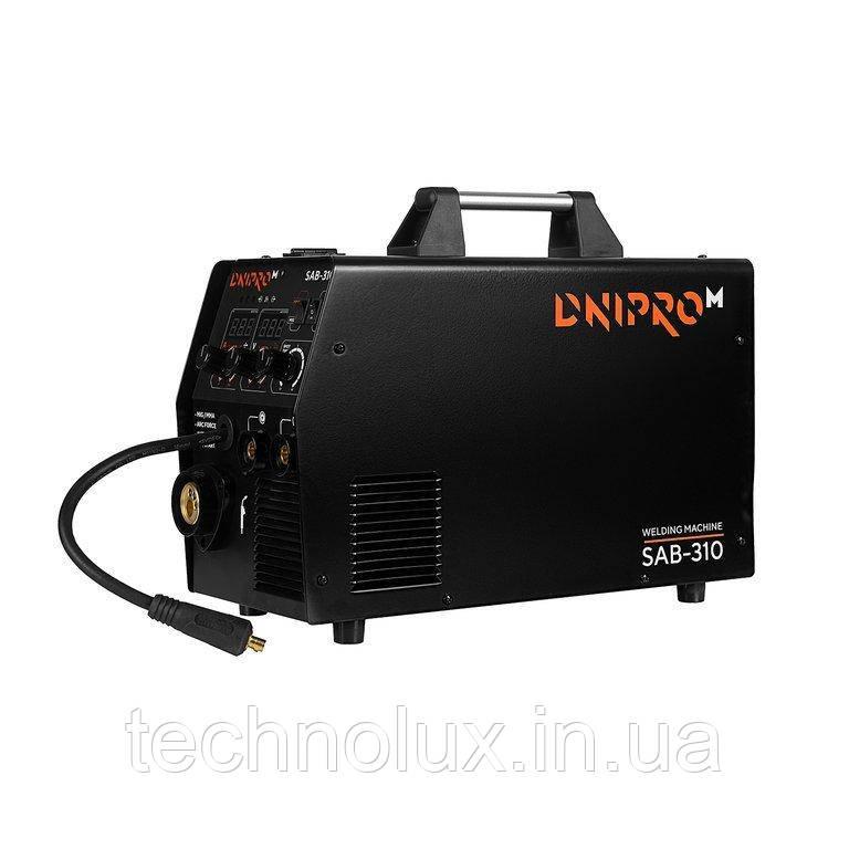 Полуавтомат инверторный IGBT MIG/MMA Днипро-M SAB-310