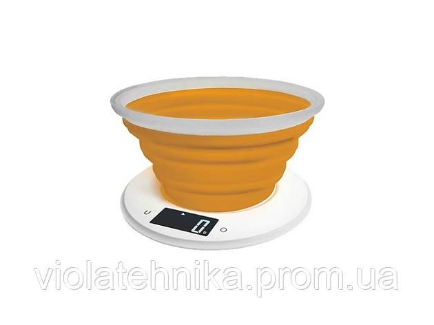 Ваги кухонні ADLER AD 3153 orange, фото 2