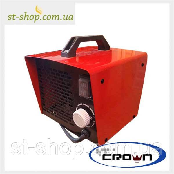 Керамическая тепловая пушка Crown 2 кВт квадратная