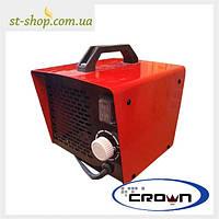 Керамическая тепловая пушка Crown 2 кВт квадратная, фото 1