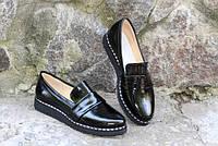 Женская кожаная обувь