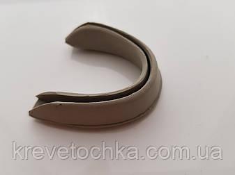 Капа боксерская одночелюстная TWINS резина не термоформируемая, фото 2
