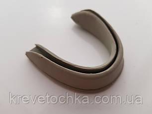 Капа боксерская одночелюстная TWINS резина не термоформируемая, фото 3