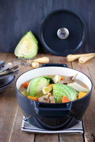 Кастрюля PYREX Slow Cook 20 см 2.2 л (SC4AC20)
