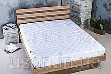 Наматрасник Comfort ТМ Идея стеганный на резинках 140*200