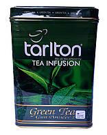 Чай зеленый Tarlton Green Tea Gunpouder 250 г в металлической банке