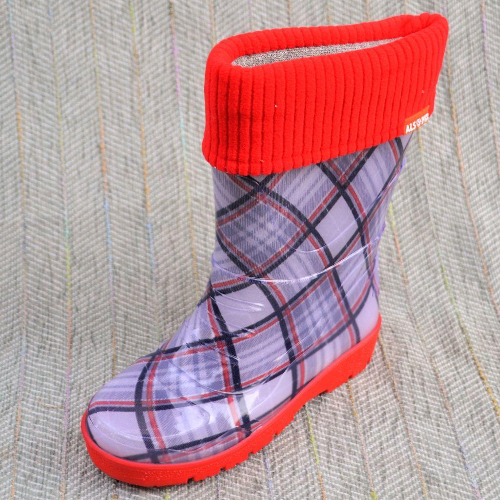 Гумові чоботи scotch, Alisa line розміри: 32