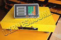 Весы товарные ПВП-600-Wi-Fi 50х60