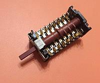 """Переключатель четырехпозиционный 840604K / 16А / 250V / Т150 для электроплит """"ORION""""   7LA GOTTAK, Spain"""