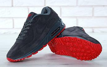Мужские кроссовки  Nike Air Max 90VT FUR / реплика (1:1 к оригиналу)/зима, фото 3
