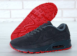 Мужские кроссовки  Nike Air Max 90VT FUR / реплика (1:1 к оригиналу)/зима, фото 2